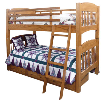 bunk beds with dresser built in childrens furniture bunk beds colonial bunk bed 20385