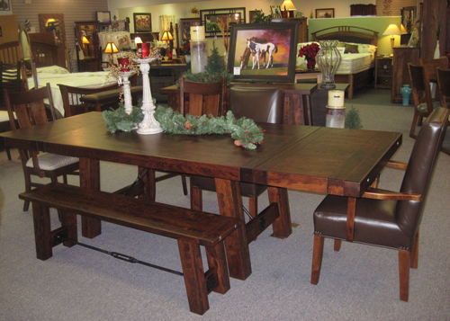 Glenwood Dining Collection