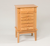 220-Small-Shaker-Jewelry-Armoire