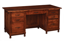 Henry Stephens Executive Desk