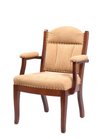 Low-Back-Client--Arm-Chair