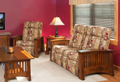 Craftsman-Mission-Recliner-Group-Loveseat-Chair