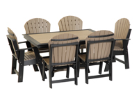 Rectangular-Pedestal-Table-with-Chairs